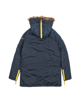 Мужская парка Alpha Industries PPS N3B repl.blue