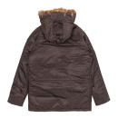 Мужская парка Alpha Industries N3B VF 59 deep brown