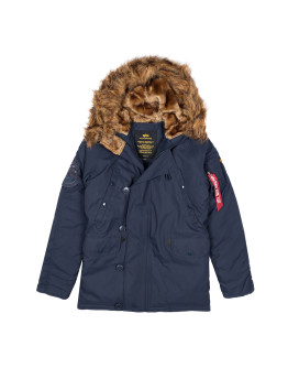 Мужская парка Alpha Industries Explorer repl.blue