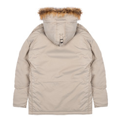 Мужская парка Alpha Industries Explorer khaki