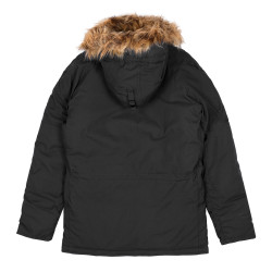 Мужская парка Alpha Industries Explorer black