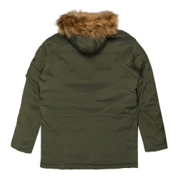 Мужская парка Alpha Industries Polar dark green