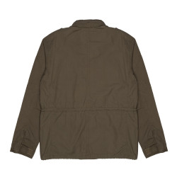 Мужская куртка Vintage Industries Cranford dark khaki
