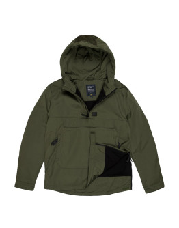 Мужской анорак Vintage Industries Hopwood olive drab