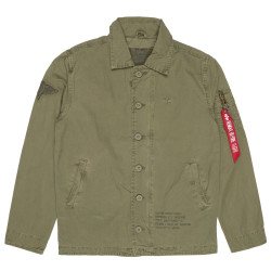 Мужская ветровка Authentic Utility Custom Jacket olive