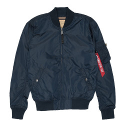 Мужская куртка Alpha Industries MA1-TT repl.blue