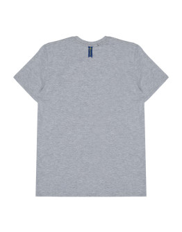 Мужская футболка Sønner af vinden Bar logo arctic heather grey
