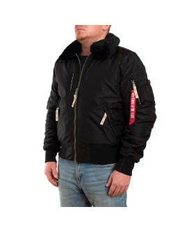 Мужская куртка Alpha Industries Injector III black