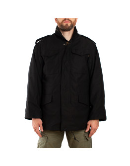 Мужская куртка Alpha Industries M65 black