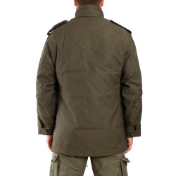 Мужская куртка Alpha Industries M65 olive