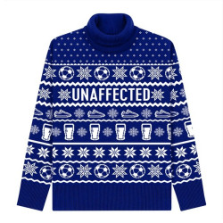 Мужской свитер Unaffected Merino blue