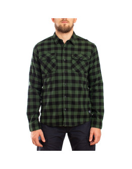 Мужская рубашка Vintage Industries Harley green check