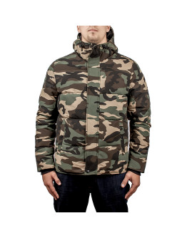 Мужская куртка Vintage Industries Lewiston woodland camo