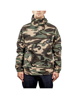 Мужской анорак Vintage Industries Shooter woodland camo