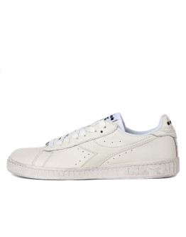 Мужские кеды Diadora Game l low waxed white