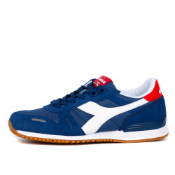 Мужские кроссовки Diadora Titan II true navy.poppy red