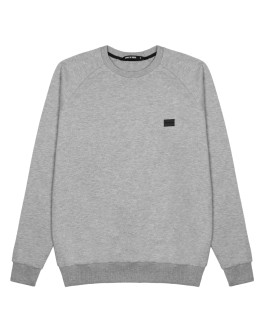 Мужской свитшот Sønner af vinden Cross ulv heather grey