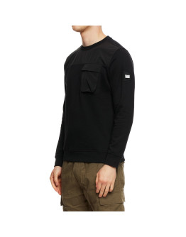 Мужской свитшот Weekend Offender Cucuta black