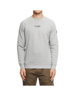 Мужской свитшот Weekend Offender WO grey marl