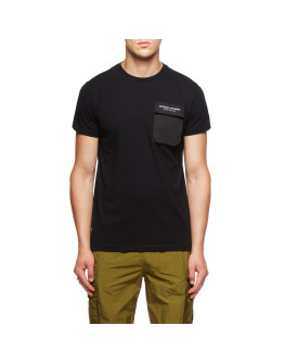 Мужская футболка Weekend Offender Villazon black