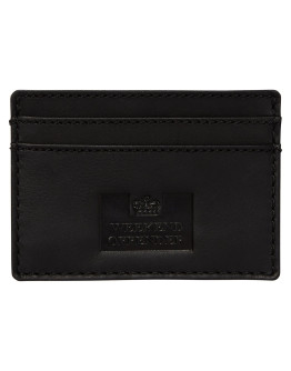 Визитница Card holder black
