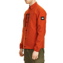 Мужская ветровка Weekend Offender Nicky eyes burnt orange