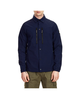 Мужская ветровка Weekend Offender Nicky eyes french navy