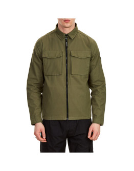 Мужская ветровка Weekend Offender Pileggi dark khaki