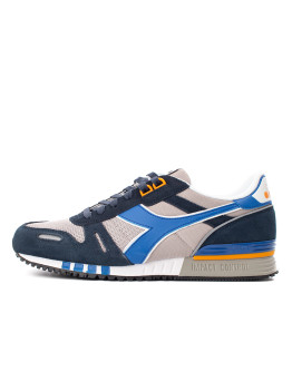Мужские кроссовки Diadora Titan II ash grey.blue denim
