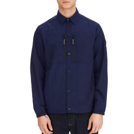 Мужская рубашка Weekend Offender Nicky french navy